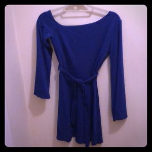 EUC SUSANA MONACO ROYAL BLUE DRESS!